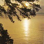 Восход на Байкале 150x150 - Пейзажи