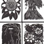 Вырезки цветов № 0009 0012 150x150 - Цветы
