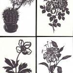 Вырезки цветов № 0017 0020 150x150 - Цветы