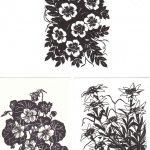 Вырезки цветов № 0033 0035 150x150 - Цветы