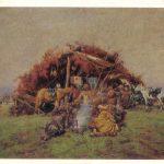 Габаашвили Г.И На рассвете 150x150 - Советские художники и зарубежья