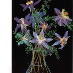 Гаврилова Е. Аквилегия 150x150 - Цветы