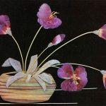 Гаврилова Е. Годеция в вазе 150x150 - Цветы