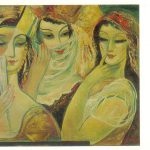 Гудиашвили В.Д Актрисы 150x150 - Советские художники и зарубежья