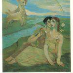 Гудиашвили В.Д Весна 150x150 - Советские художники и зарубежья