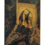 Гудиашвили В.Д Восточное трио 150x150 - Советские художники и зарубежья
