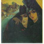 Гудиашвили В.Д Испанские друзья 1 150x150 - Советские художники и зарубежья