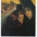 Гудиашвили В.Д Испанские друзья 2 150x150 - Советские художники и зарубежья