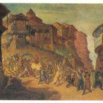 Гудиашвили В.Д Ксеноба в Тбилиси 150x150 - Советские художники и зарубежья