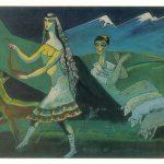 Гудиашвили В.Д Пастораль 150x150 - Советские художники и зарубежья