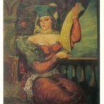 Гудиашвили В.Д Портрет артистки Т.Цицишвили 150x150 - Советские художники и зарубежья