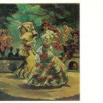 Гудиашвили В.Д танец на террасе 1 150x150 - Советские художники и зарубежья