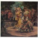 Гудиашвили В.Д танец на террасе 2 150x150 - Советские художники и зарубежья