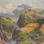 Гюрджян Г.М Армянский пейзаж 150x150 - Советские художники и зарубежья