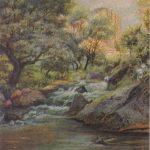 Гюрджян Г.М Река Азат в ущелье Гарни 150x150 - Советские художники и зарубежья