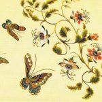 Деталь вышивки на китайской шали 2  150x150 - Бабочки