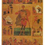 Дмитрий Солунский в житии 150x150 - Неизвестные художники