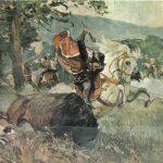 Драгош Водэ на охоте 150x150 - Неизвестные художники