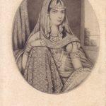 Жена индусского раджи Акбара II 150x150 - Неизвестные художники