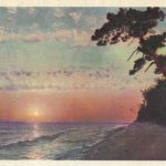 Закат над морем 150x150 - Пейзажи