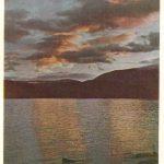 Закат на Байкале 150x150 - Пейзажи