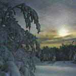Зимний день в Бескидских горах 150x150 - Пейзажи