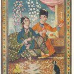 Иранская миниатюра 150x150 - Неизвестные художники