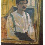 Какабадзе Д.Н Автопортрет 150x150 - Советские художники и зарубежья
