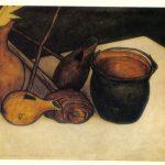 Какабадзе Д.Н Имеретинский натюрморт 150x150 - Советские художники и зарубежья