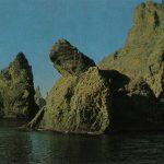 Карадаг. Скала Лев 150x150 - Пейзажи