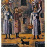 Каралян И.А Возвращение со сбора винограда 150x150 - Советские художники и зарубежья