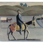 Каралян И.А В город 150x150 - Советские художники и зарубежья