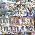 Квебек 150x150 - Неизвестные художники