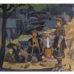 Кикодзе Ш.Г Хевсуретия 150x150 - Советские художники и зарубежья