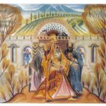 Коджоян А.К Азаран Блбул. Иллюстрация 1 150x150 - Советские художники и зарубежья