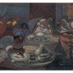 Коджоян А.К Столовая в Тавризе 1 150x150 - Советские художники и зарубежья