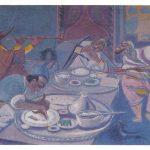 Коджоян А.К Столовая в Тавризе 2 150x150 - Советские художники и зарубежья