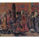 Коджоян А.К Улица в Тавризе 2 150x150 - Советские художники и зарубежья