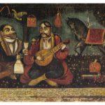 Козак Мамай 150x150 - Неизвестные художники