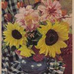 Композиция из цветов № 0125 150x150 - Цветы