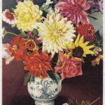 Композиция из цветов № 0127 150x150 - Цветы