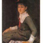 Крамской Иван Николаевич Портрет девочки 150x150 - Крамской Иван Николаевич