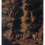 Крестьянский праздник 150x150 - Неизвестные художники