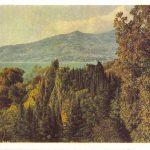 Крым. Вид на Ялту из Ботанического сада 150x150 - Пейзажи