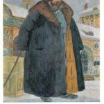 Кустодиев Борис Михайлович Купец в шубе 150x150 - Кустодиев Борис Михайлович