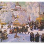 Кустодиев Борис Михайлович Масленица 3 150x150 - Кустодиев Борис Михайлович