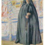 Кустодиев Борис Михайлович Монахиня 150x150 - Кустодиев Борис Михайлович