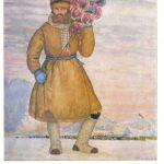 Кустодиев Борис Михайлович Торговец воздушными шарами 150x150 - Кустодиев Борис Михайлович