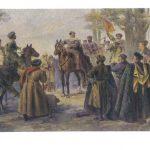 Кутателадзе А.К Орджоникидзе призывает горцев встать на защиту г. Грозного 150x150 - Советские художники и зарубежья