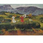 Кутателадзе А.К Сбор чая 150x150 - Советские художники и зарубежья